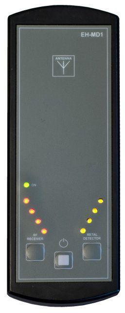 Металлодетектор – обнаружитель электронных устройств EH-MD1