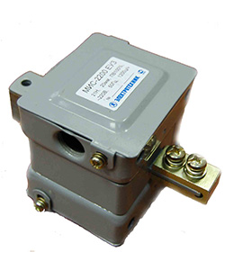 МИС-2200 ЕУ3, 380В, толкающее исполнение, ПВ 100%, IP20, с жесткими выводами, электромагнит (ЭТ)
