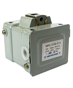 МИС-3100 ЕУ3, 220В, тянущее исполнение, ПВ 100%, IP20, с жесткими выводами, электромагнит (ЭТ)