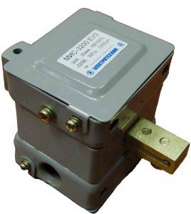 МИС-3200 ЕУ3, 220В, толкающее исполнение, ПВ 100%, IP20, с жесткими выводами, электромагнит (ЭТ)