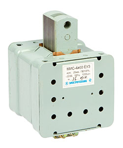 МИС-4200 ЕУ3, 220В, толкающее исполнение, ПВ 100%, IP20, с жесткими выводами, электромагнит (ЭТ)