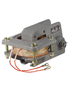 МО-100 БУ2, 220В, диаметр шкива тормоза 100 мм, ПВ=100%, IP00, электромагнит тормозной (ЭТ)