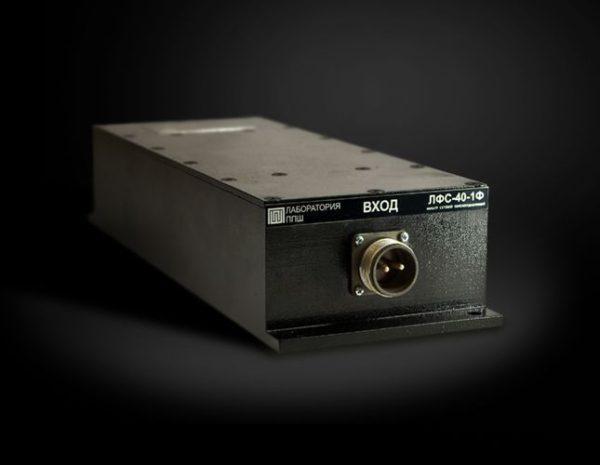 Сетевой фильтр ЛФС-40-1Ф до 40 А