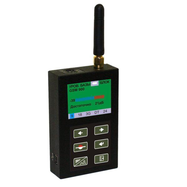 ST 169 Тестер блокираторов сотовой связи и беспроводной передачи данных