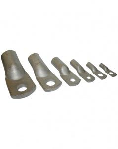 ТМЛ 6-5-4 (опрессовка), наконечник медный луженый (ЭТ)