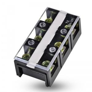 ТС-3004, 300А, 4 клеммные пары, IP30, блок зажимов (ЭТ)