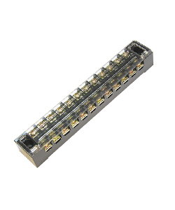 ТВ-1512, 15А, 12 клеммных пар, IP30, блок зажимов (ЭТ)