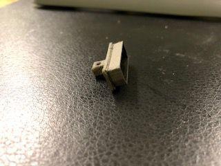 Заглушка компьютерного интерфейса DVI