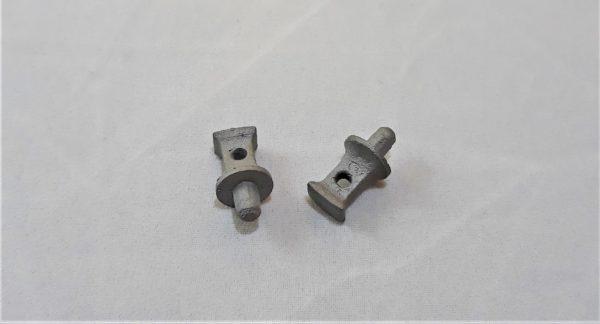 Заглушка компьютерного интерфейса металлическая mini jack
