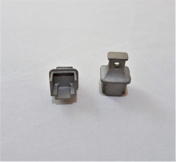 Заглушка компьютерного интерфейса металлические RJ-11/RJ-12