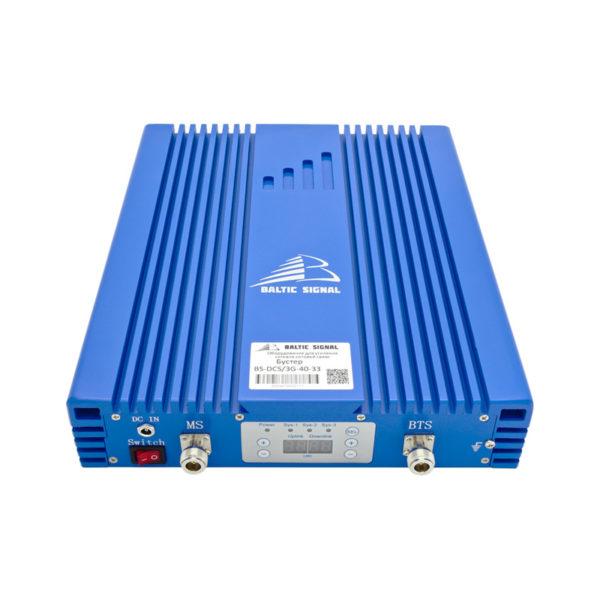 Бустер Baltic Signal BS-DCS/3G-40-33