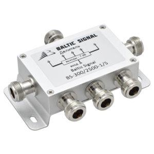 Делитель BS-300/2500-1/5