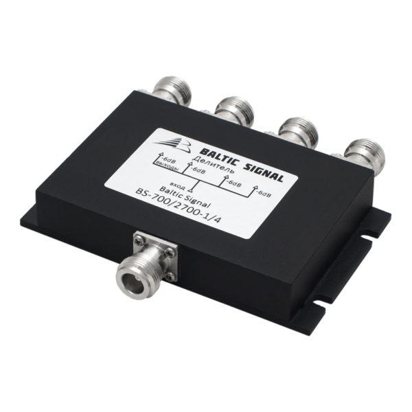 Делитель мощности Baltic Signal BS-700/2700 1/4