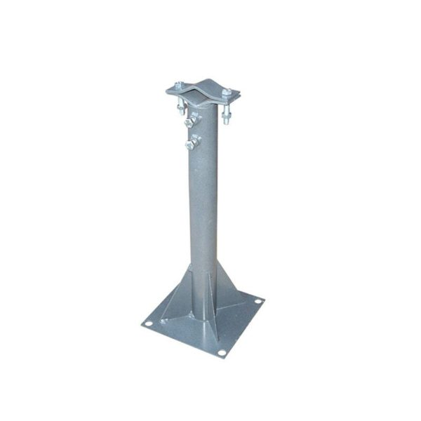 Опора настенная мачты (вынос) регулируемая 50см - 90см