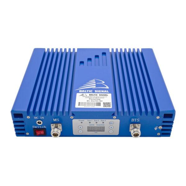 Репитер Baltic Signal BS-3G/4G-80