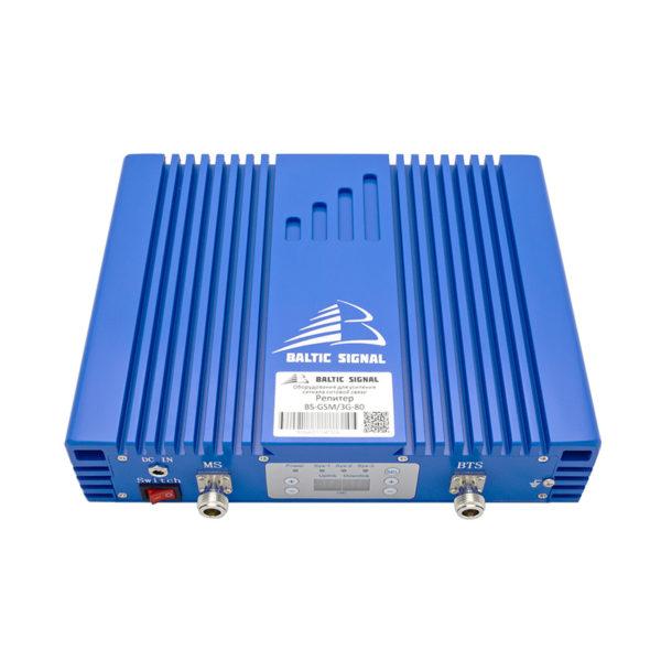 Репитер Baltic Signal BS-GSM/3G-80
