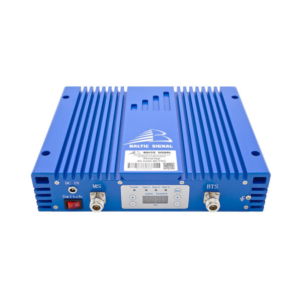 Репитер Baltic Signal BS-GSM-80 PRO