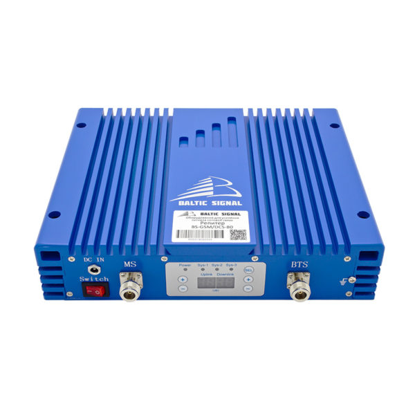 Репитер Baltic Signal BS-GSM/DCS-80
