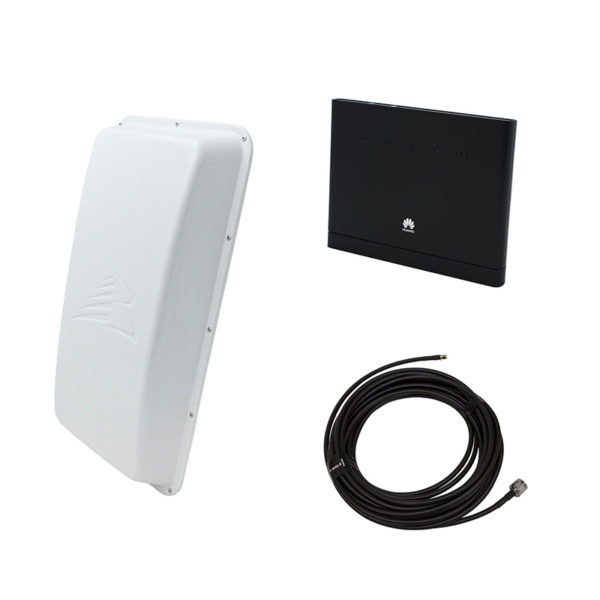 Роутер Huawei B315 с внешней антенной 3G/4G/LTE MIMO