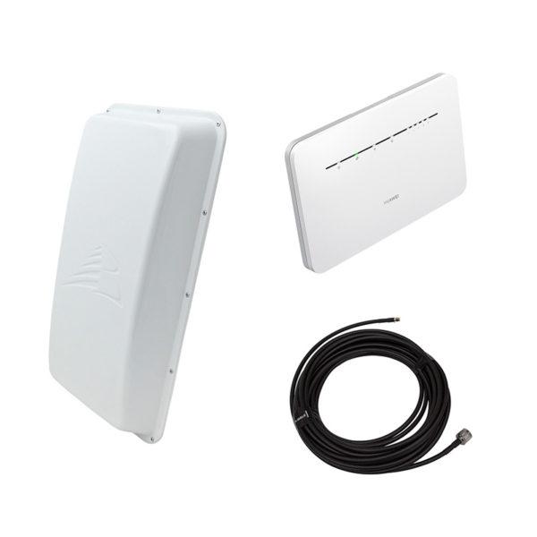 Роутер Huawei B535 с внешней антенной 3G/4G/LTE MIMO