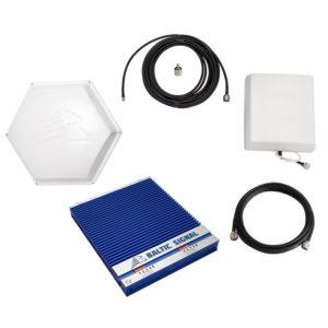 Усилитель голоса и интернета BS-DCS/3G-75-kit