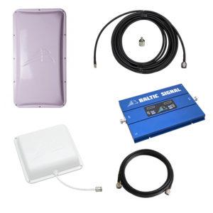 Усилитель сотовой связи Baltic Signal BS-3G/4G-70-kit