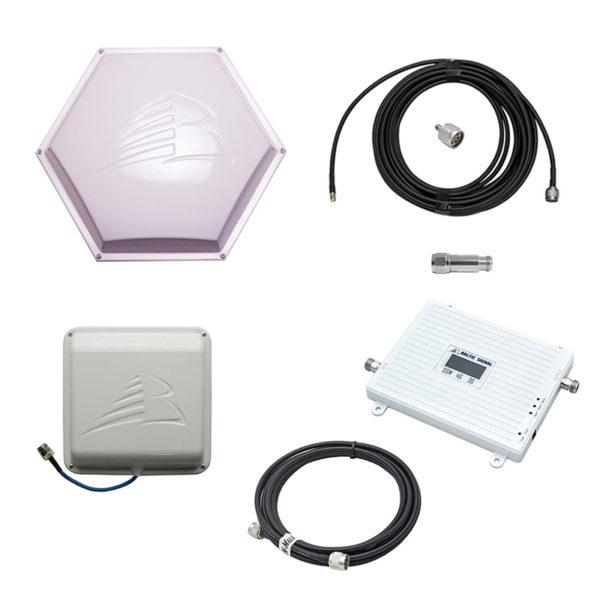 Усилитель сотовой связи BS-GSM/3G/4G-65-kit