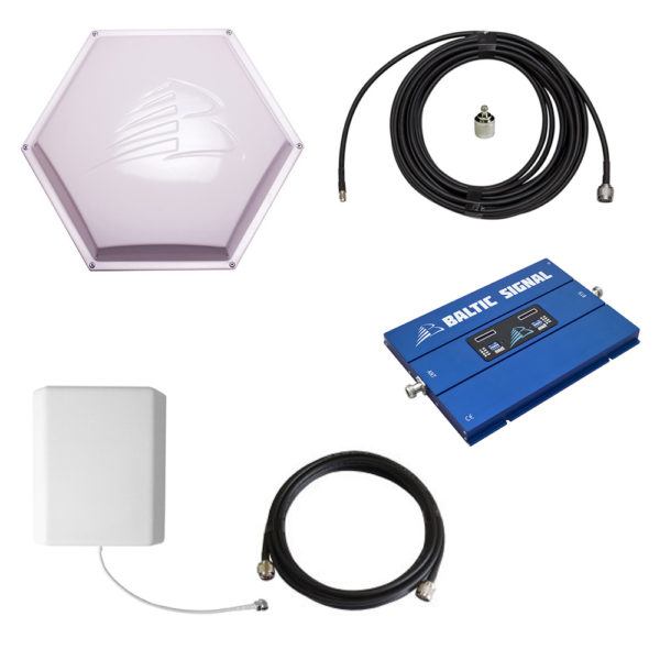 Усилитель сотовой связи BS-GSM/3G-70-kit