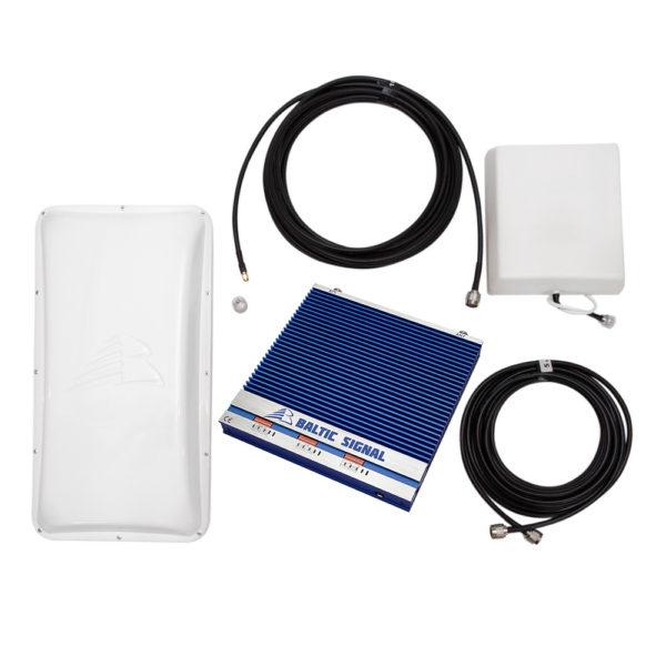 Усилитель сотовой связи BS-GSM/DCS/3G-75-kit