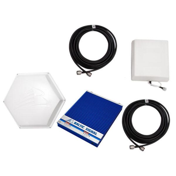 Усилитель сотовой связи BS-GSM/DCS-75-kit