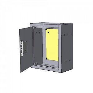 Шкаф телемонтажный 600х300х150
