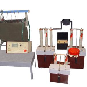 Аппарат высоковольтный испытательный АВ-50/70-3. АВ-50/70 третья комплектация