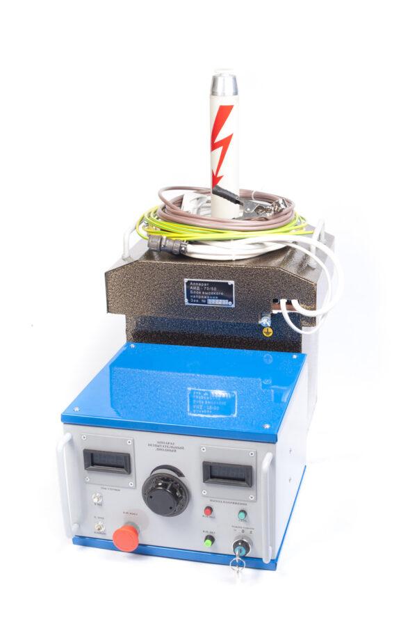 Аппарат высоковольтный испытательный АВИ 30кВ/80мА