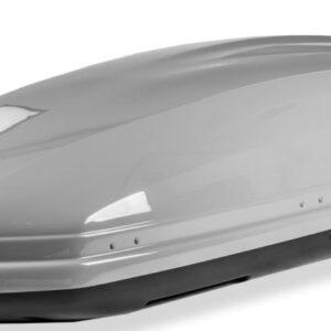 Автомобильный бокс KOFFER A480 серый (глянец)
