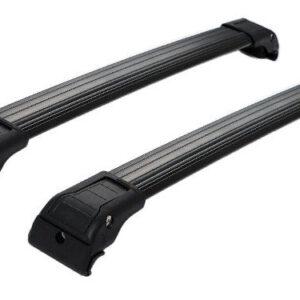 Багажные поперечины для интегрированных рейлингов черные 105 см. Wingcarrier V2 Erkul