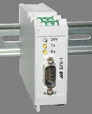 Блок преобразования сигналов интерфейсов БПИ-1