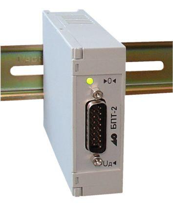 Блок преобразования сигналов тензодатчиков БПТ-2