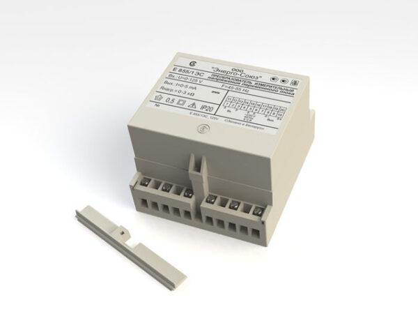 Е855 Преобразователи измерительные напряжения переменного тока