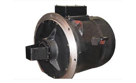 Электродвигатели постоянного тока рудничные тяговые типа ДРТ-12 и ДРТ-33