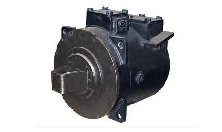 Электродвигатели постоянного тока рудничные тяговые типа ДРТ
