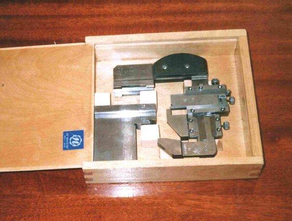 Гребнеизмеритель ГУ-1. Гребнеизмеритель ГУ-2