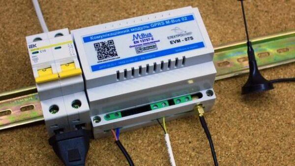 GSM GPRS модуль передачи данных TC-485 M-Bus