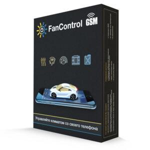 GSM модуль управления FanControl-GSM