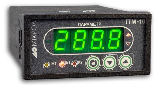 ИТМ-10. Индикатор технологический микропроцессорный ИТМ-10