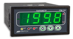 ИТМ-110 Одноканальный микропроцессорный индикатор