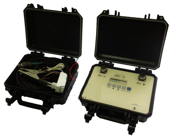 Измеритель электрического сопротивления «ММО-40»
