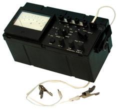 Измеритель сопротивления заземлений Ф4103-М1. Ф4103-М1 Ф4103