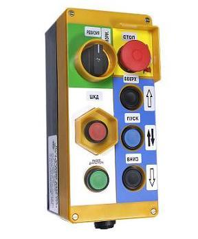 Кнопочный блок поста режима ревизии ZAA24831ZA1