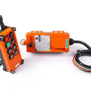 Комплект радиоуправления TOR F24-12S (380 В, 12-кноп)