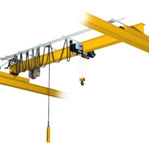 Кран мостовой однобалочный опорный однопролётный г/п 5 т пролет 13,5 м